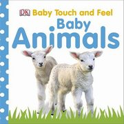 ksiazka tytuł: Baby Touch and Feel Baby Animals autor:
