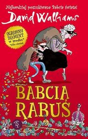 Babcia Rabuś, Walliams David