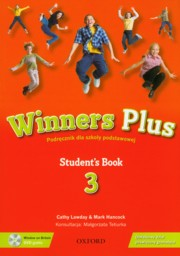 Winners Plus 3 Student's Book with CD, Lawday Cathy, Hancock Mark