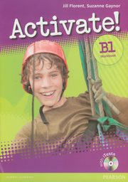 Activate! B1 Workbook + iTest CD, Florent Jill, Gaynor Suzanne