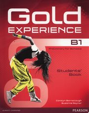 Gold Experience B1 Student's Book + DVD, Barraclough Carolyn, Gaynor Suzanne