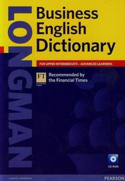 Longman Business English Dictionary for upper intermediate advanced learners + CD,