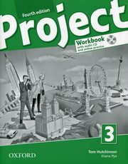 Project 3 Workbook + CD and Online Practice, Hutchinson Tom, Pye Diana