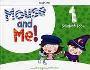 Mouse and Me 1 Student Book, Vazquez Alicia, Dobson Jennifer