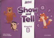 Show and Tell 3 Literacy Book B, Pritchard Gabby, Whitfield Margaret