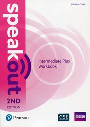 Speakout Intermediate Plus Workbook, Cooke Caroline