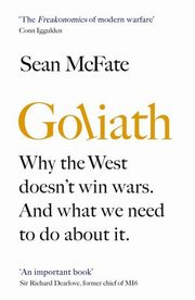 Goliath, McFate Sean