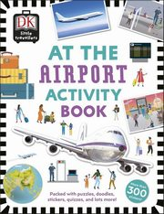 At the Airport Activity Book,