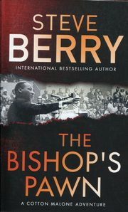 The Bishop's Pawn, Berry Steve