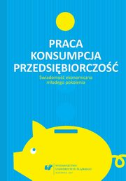 ksiazka tytuł: Praca ? konsumpcja ? przedsiębiorczość. Świadomość ekonomiczna młodego pokolenia - 07 National and international mobility  from the Polish students  career perspectives autor:
