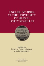 ksiazka tytuł: English Studies at the University of Silesia - 13 Diaries, Observations and FL Teachers? Creativity autor: