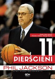 Phil Jackson. 11 pierścieni, Phil Jacskon, Hugh Delehanty