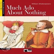 ksiazka tytuł: Much Ado About Nothing autor: Cideb Editrice